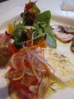 ラ・ソフィッタのお料理1