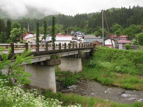 戸石川と高橋