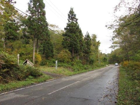 福島県道131号 沼山