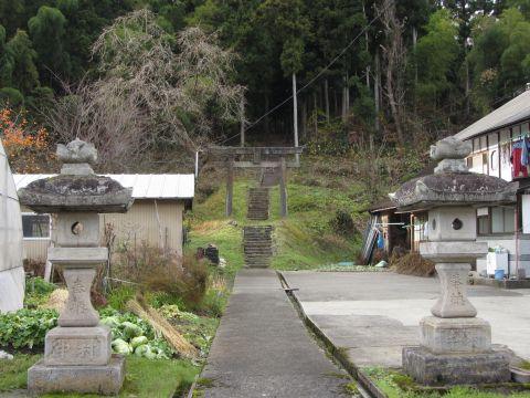 関山熊野神社
