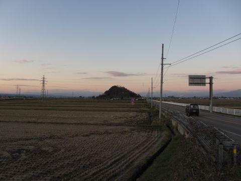 福島県道72号 大石随田