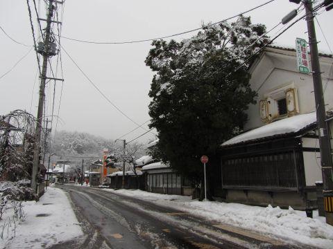 福島県道128号 会津本郷