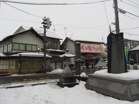 広瀬神社前