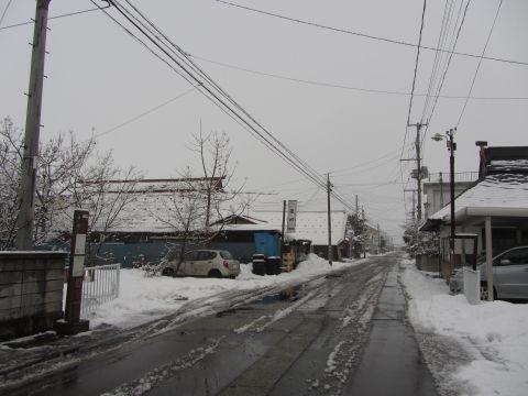 福島県道219号 新町