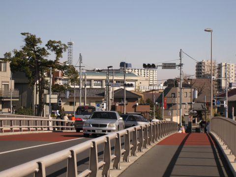 中川橋(2010年撮影)