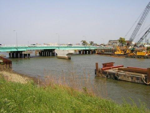 中川橋(2006年撮影)