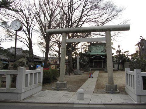 小岩田天祖神社