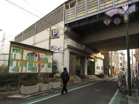 京成本線江戸川駅