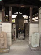 真光院の石仏