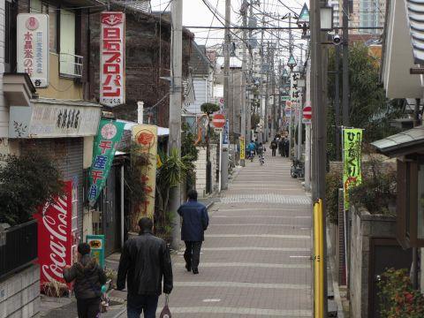 弘法寺参道(大門通り)