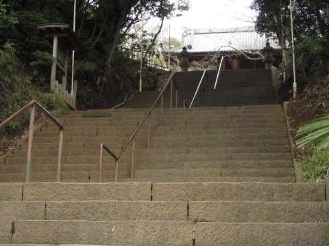 弘法寺石段02