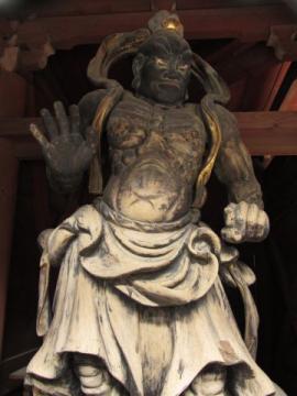 弘法寺仁王像