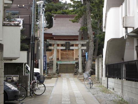 新田春日神社
