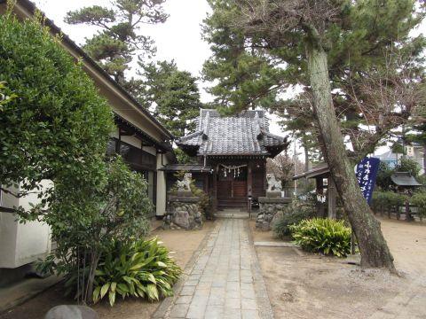 新田胡録神社