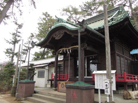 平田諏訪神社