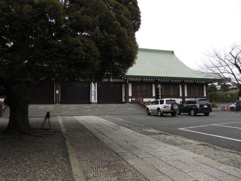 法華経寺本院