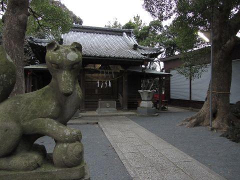 小栗原稲荷神社