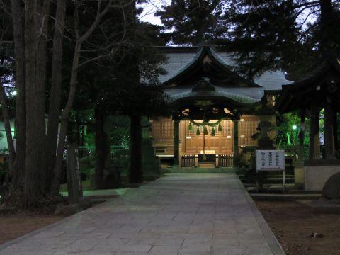 山野浅間神社