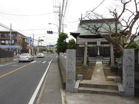 下市場八坂神社