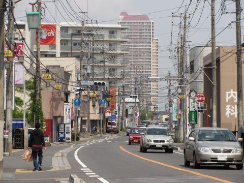 国道296号 志津駅入口