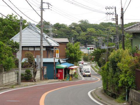 角来八幡神社入口