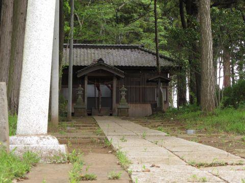 角来八幡神社