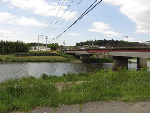 鹿島橋と鹿島川