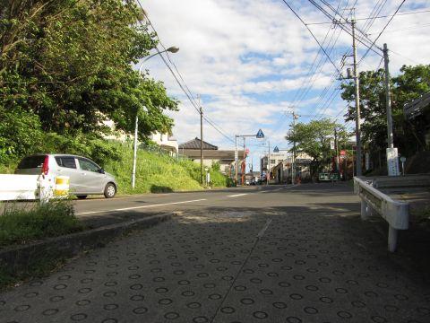 成田街道 海隣寺町