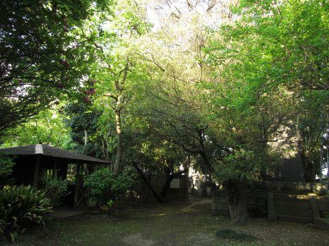 堀田家墓所