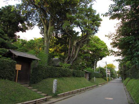 武家屋敷通り02