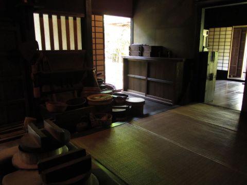 旧河原家住宅茶の間