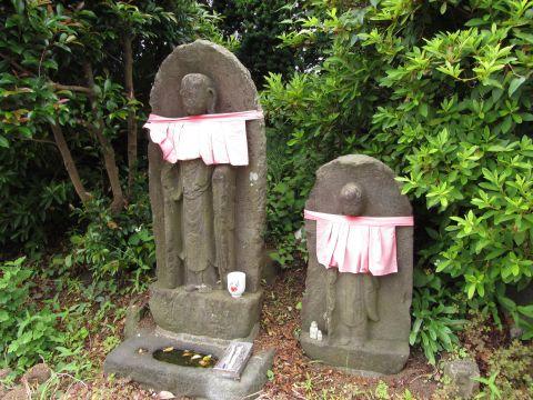 藤沢町の地蔵