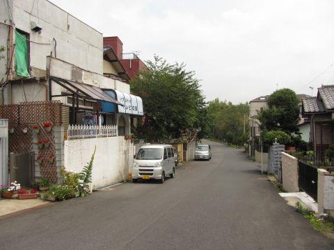 成田街道旧道 本町・大蛇町