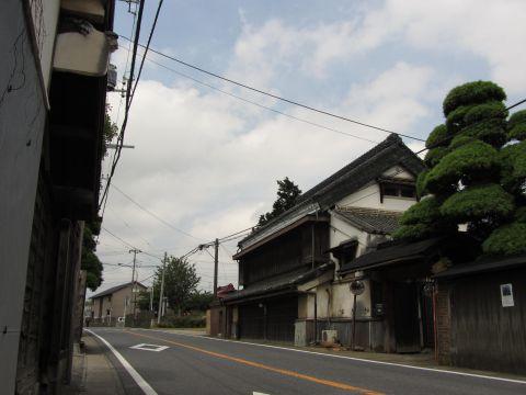 酒々井宿・上宿