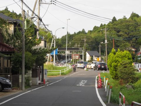 成田街道旧道 上岩橋