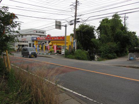 並木町旧道入口