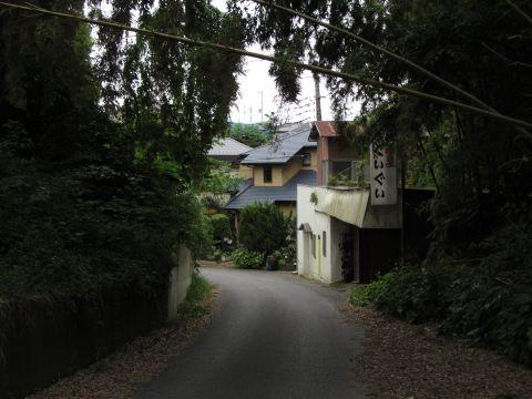 並木町旧道