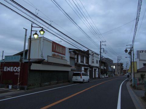 成田街道 不動ヶ岡