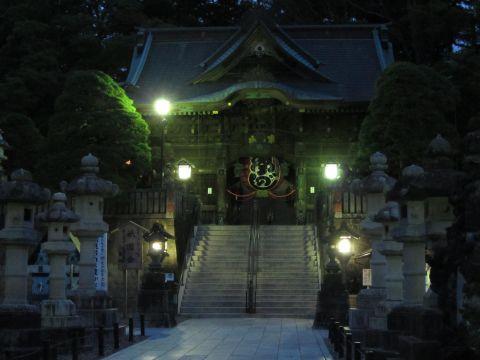 成田山新勝寺仁王門