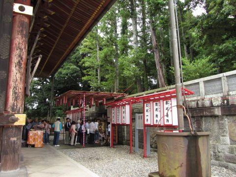 成田山新勝寺奥之院