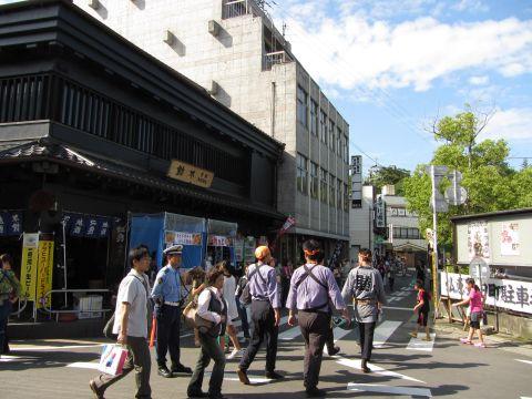 東参道 本町