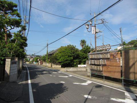 東参道 寺台上宿