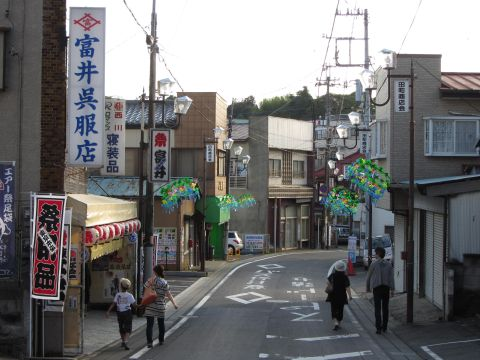 東参道 田町