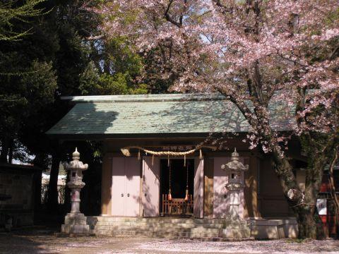 前原の御嶽神社