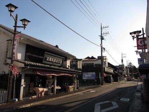 佐倉城下・旧上町