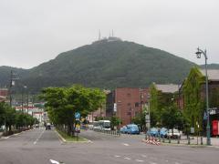 現在の函館山