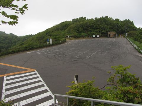 つつじ山駐車場