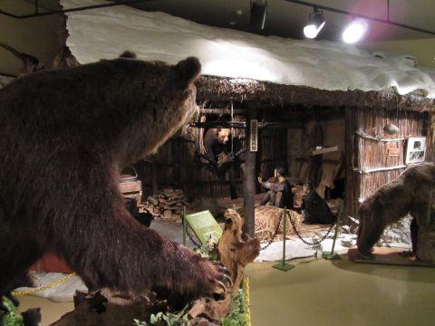 苫前町郷土資料館