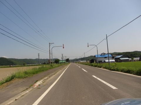 道道1049号(ベアーロード)・九重地区
