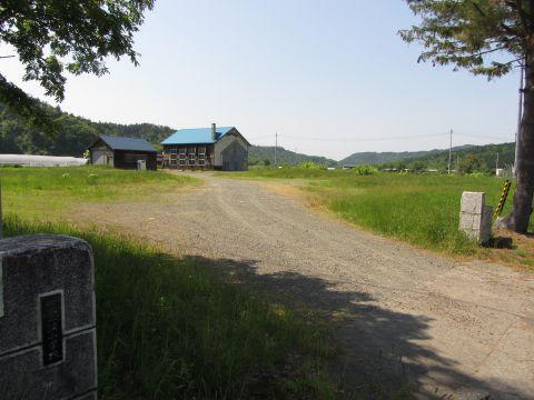 旧町立三渓小学校